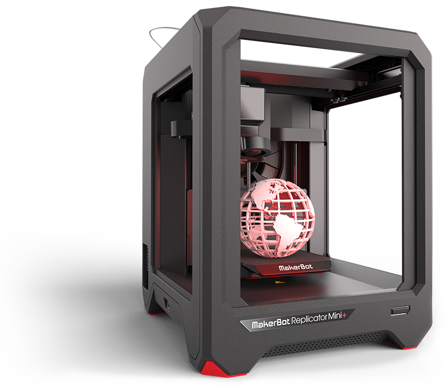 Replicator Mini+ 3D Printer - Desktop 3D Printer - Accessible 3D