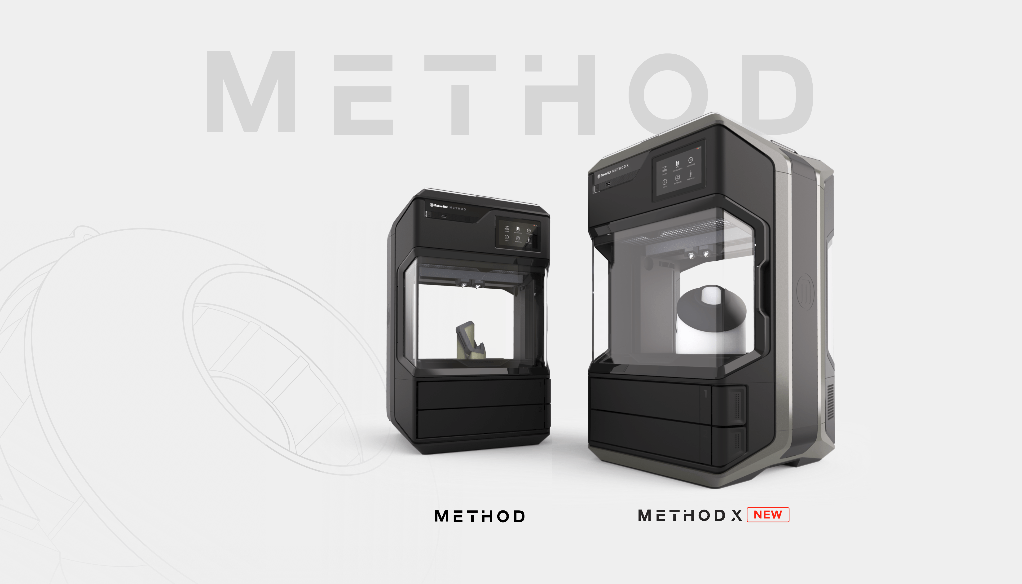 Introducing: METHOD X, a manufacturing workstation  | MakerBot